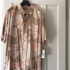 Men's Cubavera Shirt NWT